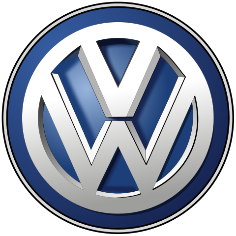 Volkswagen logo / fair use